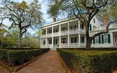 Southern Mansion — Stock Photo
