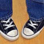 кроссовки моды — Стоковое фото #11436702