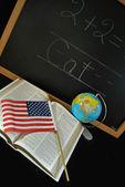 Bible in school — Stock Photo