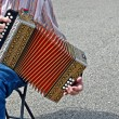 Royalty-Free Stock Photo: Vintage accordion