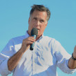 Mitt Romney giving campaign speech — стоковое фото #11684581