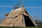 Native American Tepee — Stock Photo