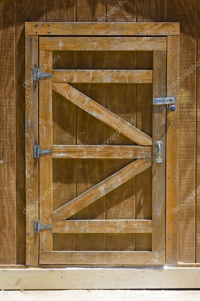 Изготовить дверь для сарая своими руками