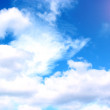 Royalty-Free Stock Photo: Clouds and sun