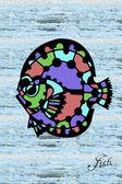 Fish ornament — Stock Photo
