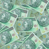 Background with money — Photo