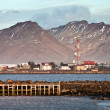 The Port of Hofn (Iceland) — Stock Photo #11078758