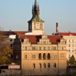 Stock Photo: Historical Building in Prague