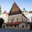 Royalty-Free Stock Photo: Old New Synagogue in Prague
