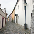 Jewish town in Trebic (Moravia, Czech Republic) — Stock Photo