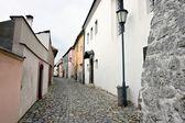 Miasto żydowskiej w mieście trebic (Morawy, Republika Czeska) — Zdjęcie stockowe