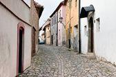 Jewish town in Trebic (Moravia, Czech Republic) — Stock Photo