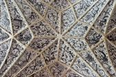 Medieval Ceiling Decoration — Stock Photo