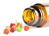 Diet pills — Stock Photo