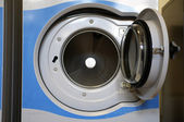 Washing machine — Stock Photo