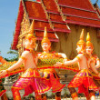 Thai temple — Stock Photo #11050992