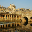 Historical town of Bath — Stock Photo #11051042