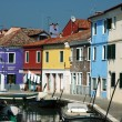 Burano, Italy — Stock Photo