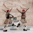 Guard changing in Athens — Stock Photo #11052322
