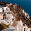 Evening at Oia — Stock Photo