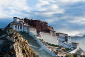 Potala-paleis — Stockfoto