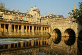 Historical town of Bath — Stock Photo