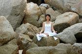 Meditação — Fotografia Stock