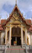 Tempel in thailand — Stockfoto