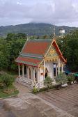 Belo templo budista — Foto Stock