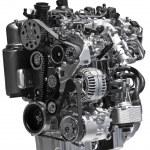 Diesel car engine — Stock Photo #11090964