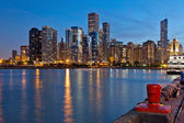 Chicago Skyline. — Stock Photo