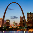St. Louis — Stock Photo