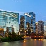 City of Chicago. — Stock Photo