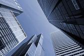 Chicago modern office buildings. — Stock fotografie
