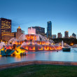 Buckingham Fountain — ストック写真