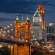 Cincinnati. — Stock Photo