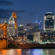 Cincinnati skyline . — Stock Photo #11166131