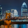 Cincinnati skyline. — Stock Photo #11166483