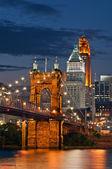 Cincinnati. — Stock Photo