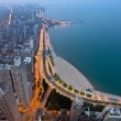 Stock Photo: City of Chicago.