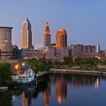 Cleveland — Stock Photo #11224280
