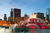 Buckingham Fountain — Stok fotoğraf