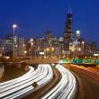 Chicago traffic. — Stock Photo #11269318