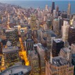 City of Chicago. — Stockfoto #11285691