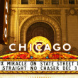 Chicago theater. — Stock Photo