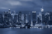 Manhattan, New York City. — Stock Photo