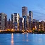 Chicago Skyline. — Stock Photo #11290223