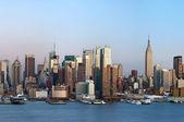 Manhattan, New York City. — Stock Photo