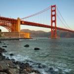 Golden Gate Bridge — Stock Photo #11316887