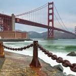 Golden Gate Bridge — Stock Photo #11344038